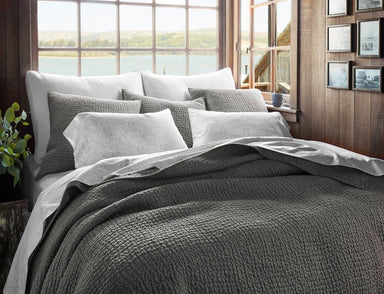 Pebbled Organic Quilts & Shams by Coyuchi | Fig Linens