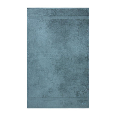 Fig Linens - Loft Ocean Bath Towels by Hugo Boss - Teal Bath Towel