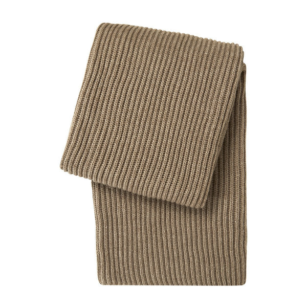 Zealand Beige Throw by Hugo Boss | Fig Linens and Home