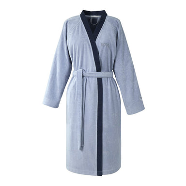 Linen Flowers Robe by Hugo Boss | Fig Linens and Home