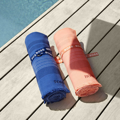 Cap Code Beach Towels by Hugo Boss | Fig Linens and Home