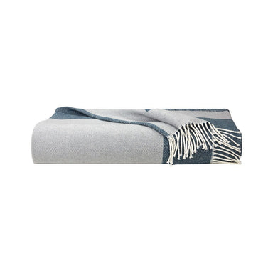 Coast Pacific Throw by Hugo Boss | Fig Linens and Home
