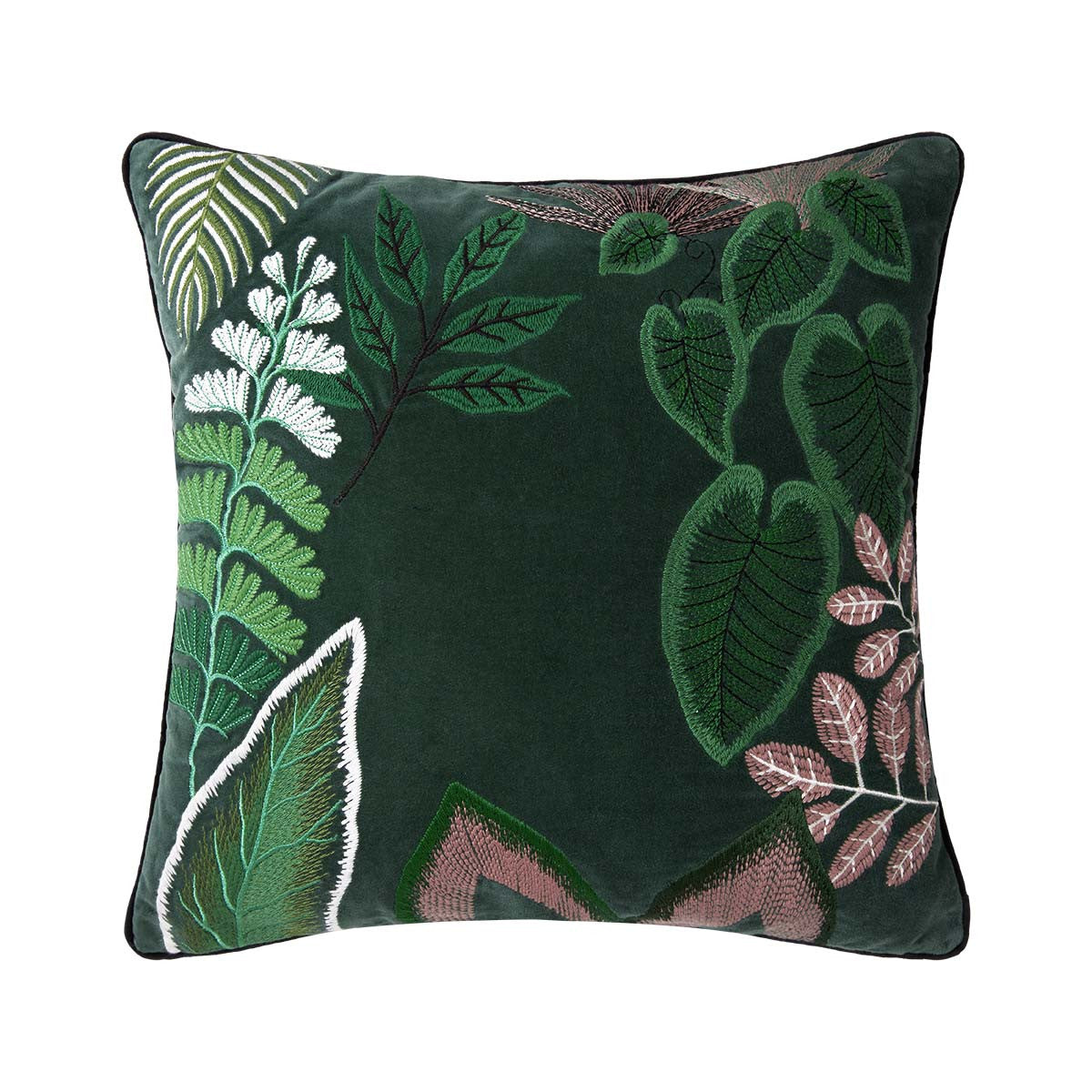 Bayou Vert Decorative Pillow by Iosis