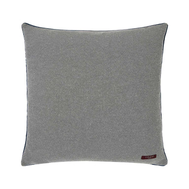 Fig Linens - Harriet Havane Decorative Pillow by Iosis -Reverse