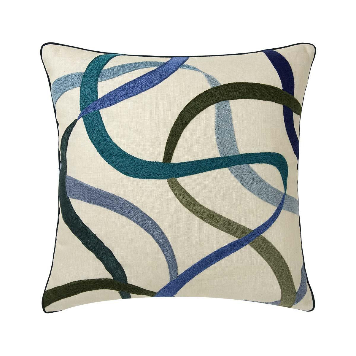 Liesse Jade Decorative Pillow by Iosis