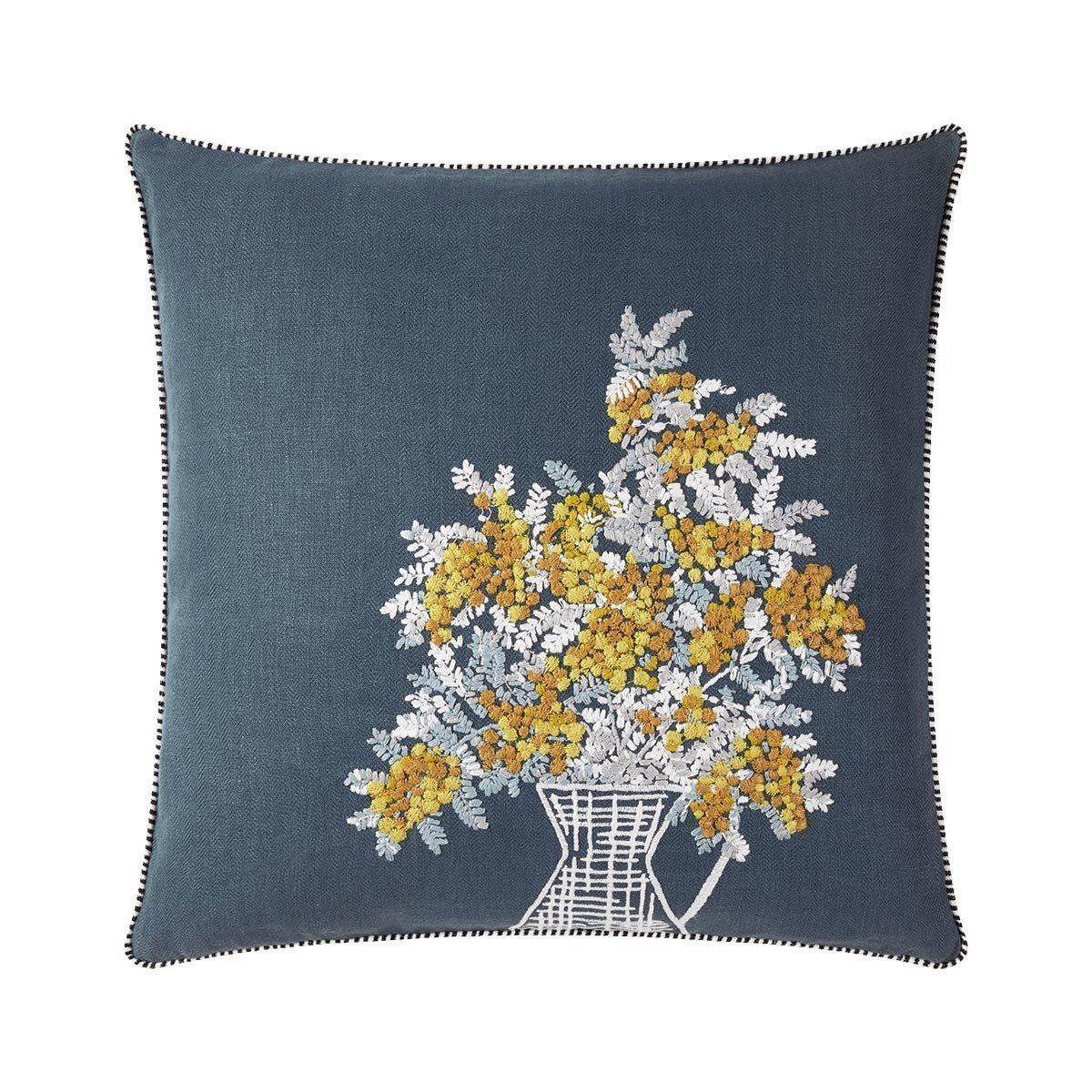 Mimosa Egée Decorative Pillow by Iosis
