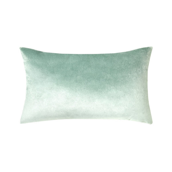 Berlingot Jade Lumbar Pillow by Iosis | Fig Linens and Home