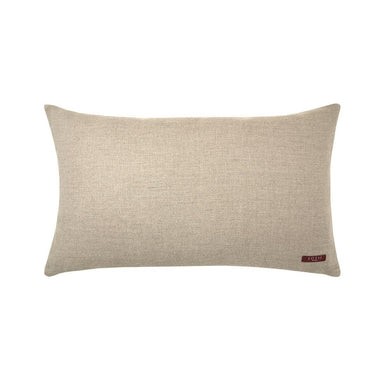 Fig Linens - Berlingot Jade Lumbar Pillow by Iosis - Reverse