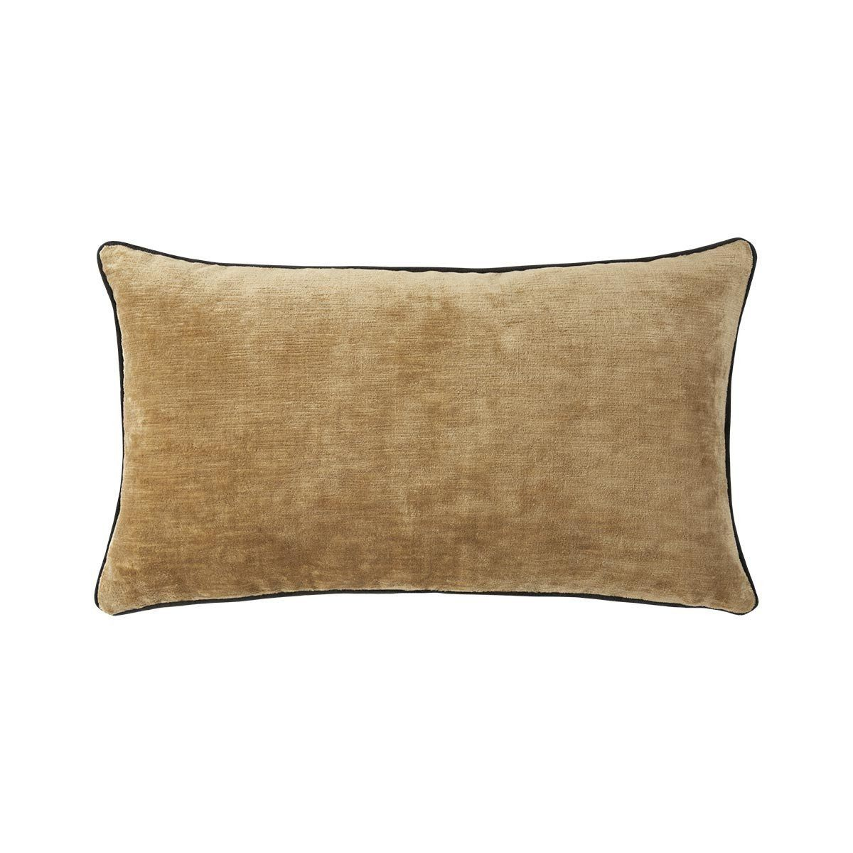 Boromee Daim Lumbar Pillow by Iosis | Fig Linens and Home