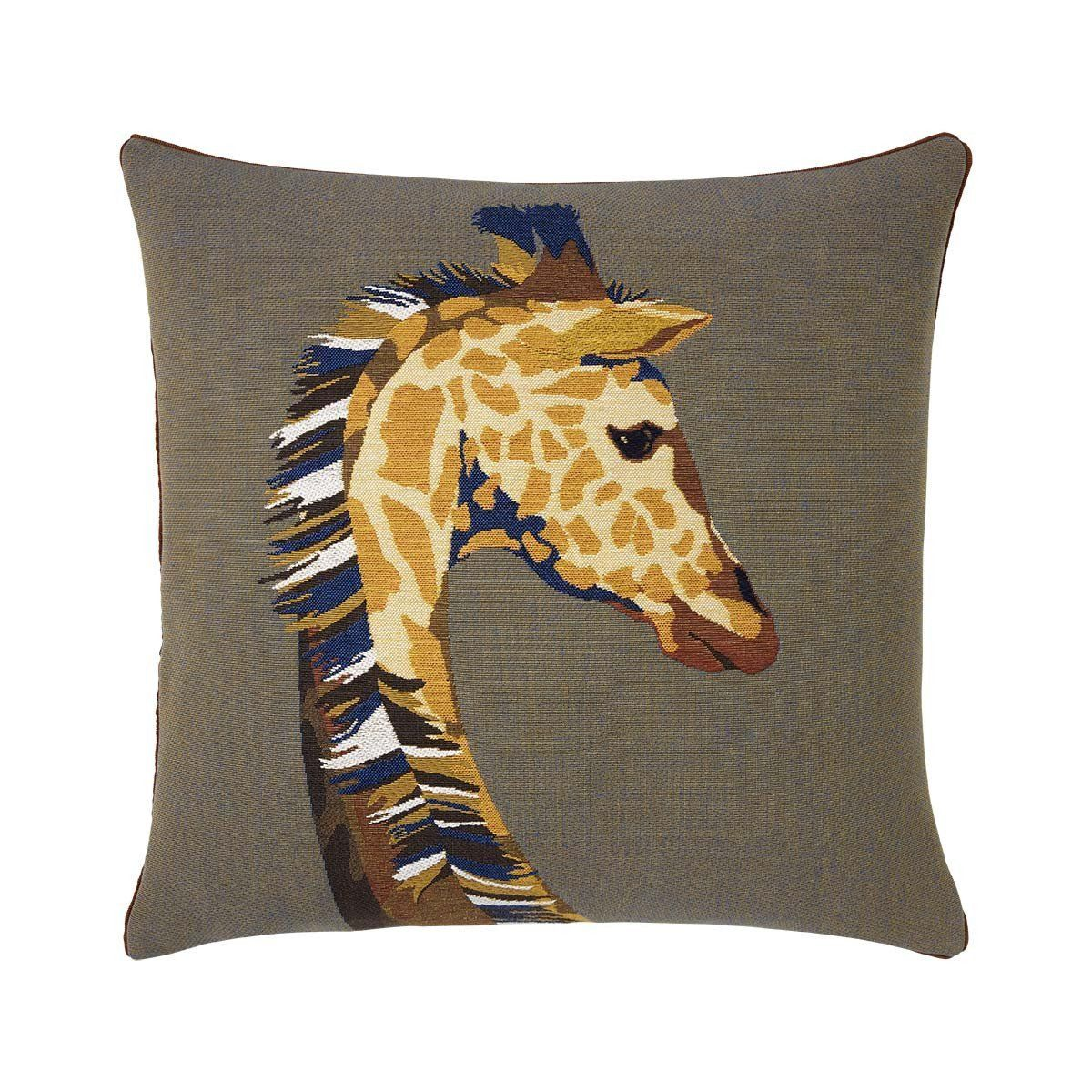 Harriet Havane Decorative Pillow by Iosis