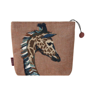 Harriet Cedre Giraffe Tote by Iosis | Fig Linens and Home