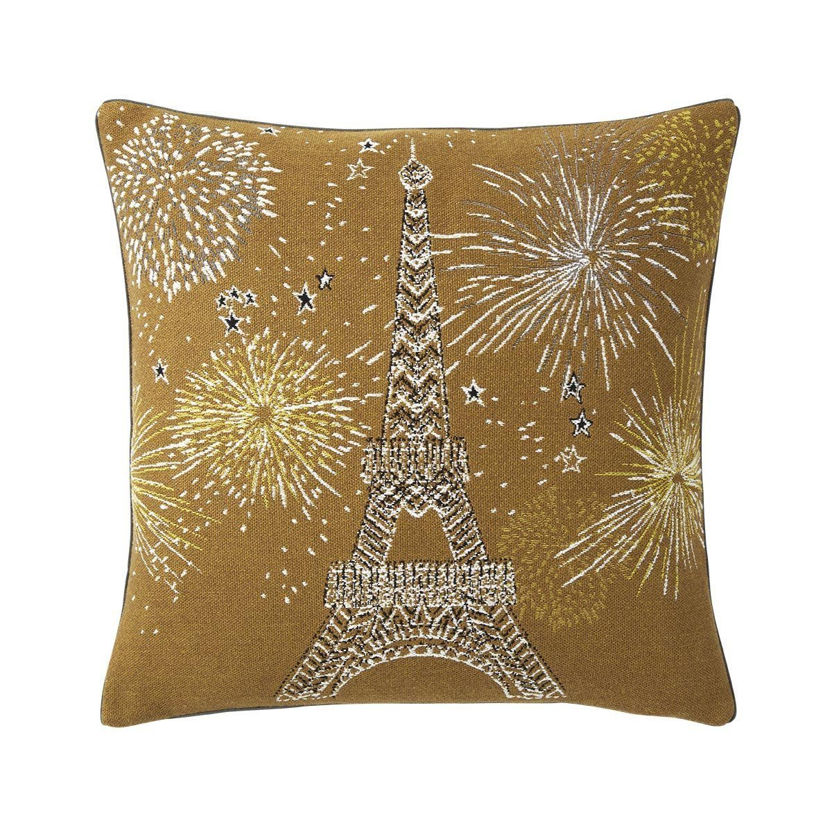 Joie Soleil Decorative Pillow by Iosis