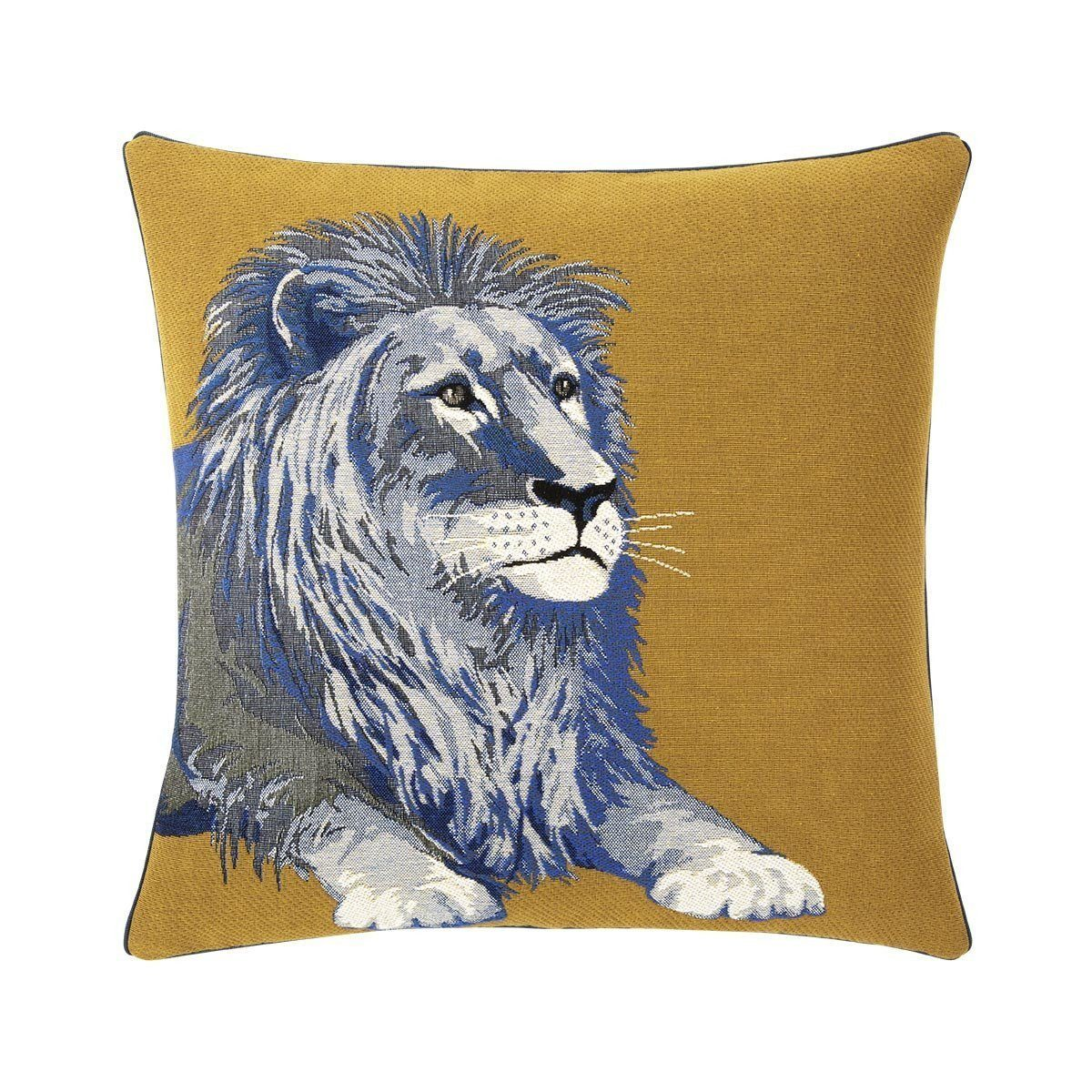 Leonis Ambre Decorative Pillow by Iosis
