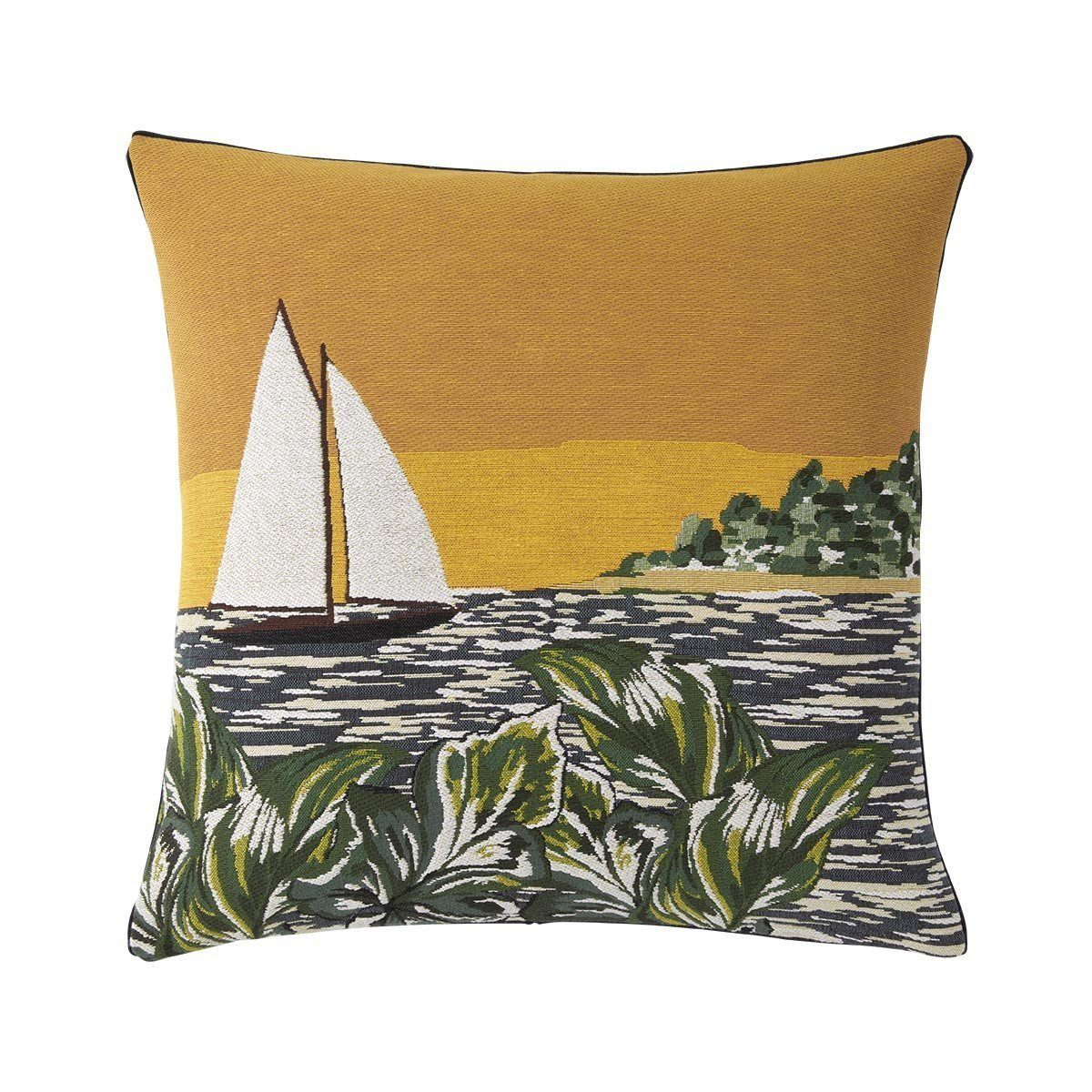 Libertad Soleil Decorative Pillow by Iosis