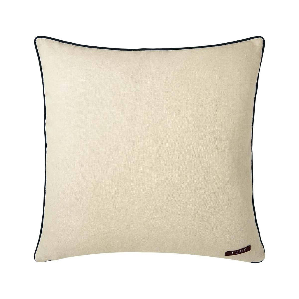 Fig Linens - Liesse Amarante Decorative Pillow by Iosis - Back