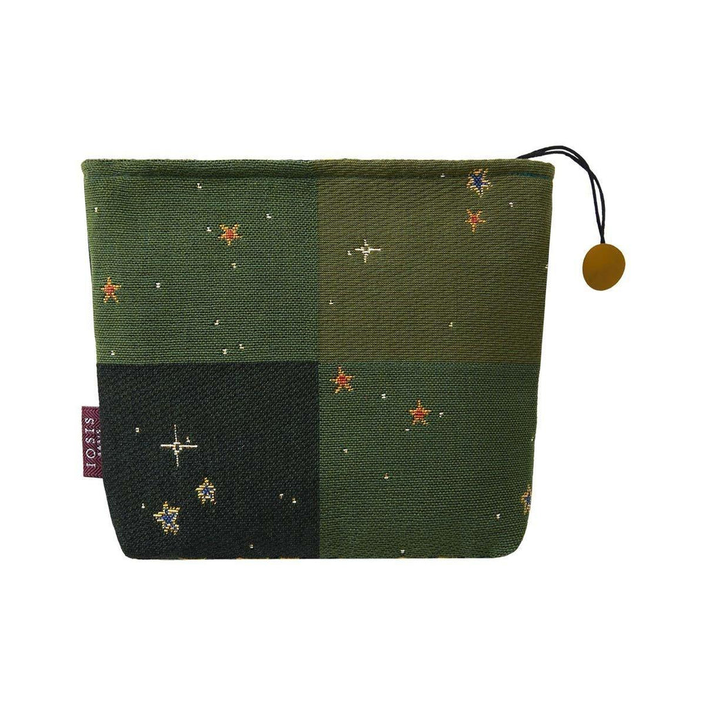 Fig Linens - Soleil Vert Tote by Iosis - Back