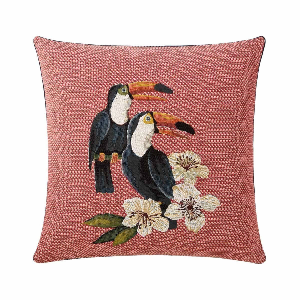 Tuk Goyave Decorative Pillow by Iosis
