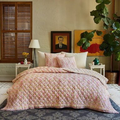 Ishya Quilt & Shams by John Robshaw | Fig Linens and Home