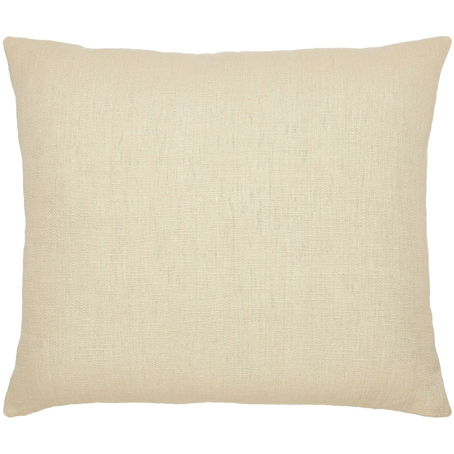 Aamil Sand King Euro Pillow by John Robshaw