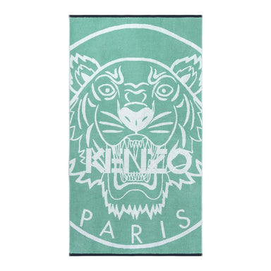 Jade Tiger Beach Towel by Kenzo | Fig Linens and Home