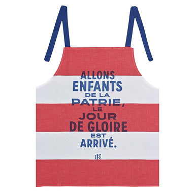 Elysee Patrie Apron by Le Jacquard Français | Fig Linens and Home