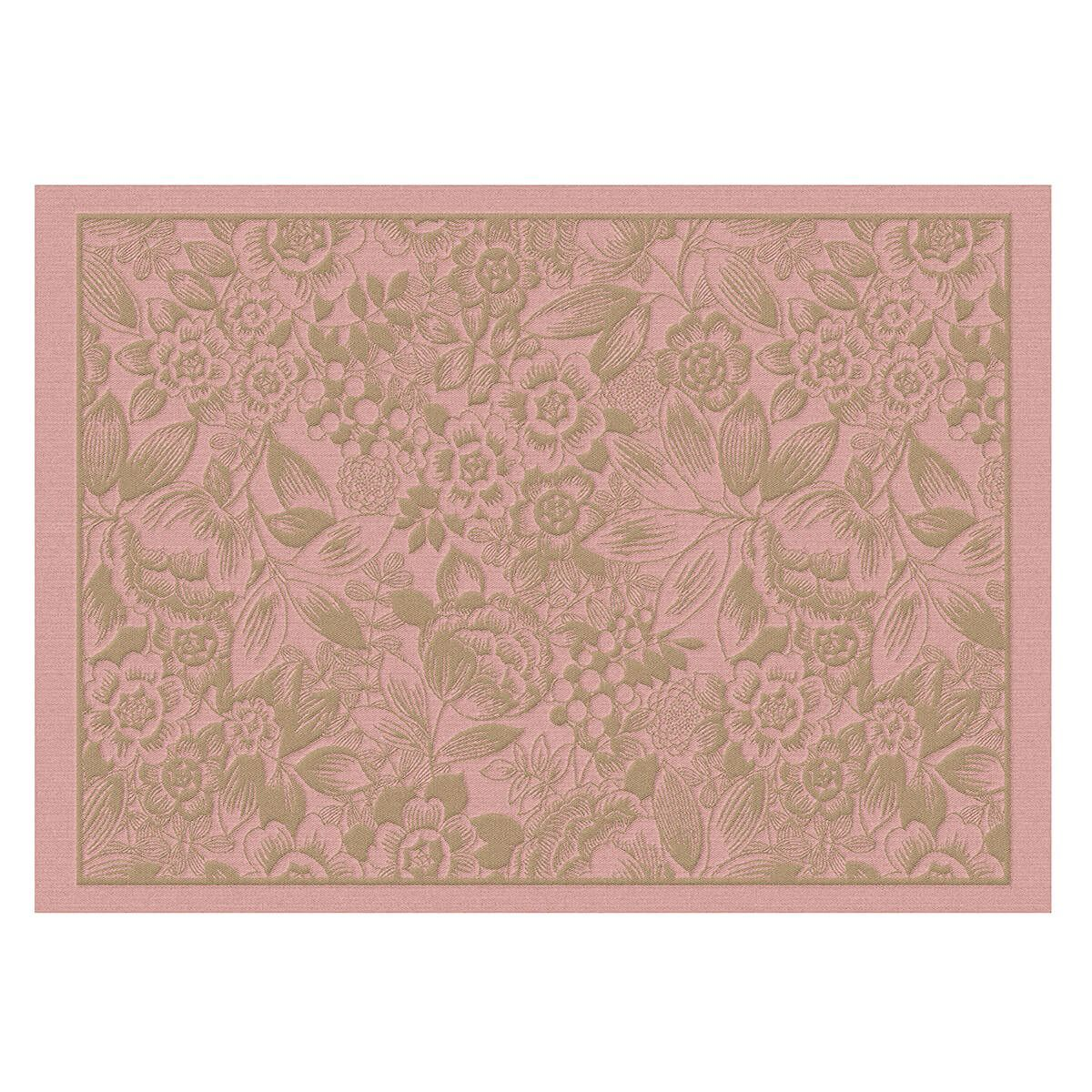 Osmose Florale Aspen Coated Placemats