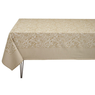 Fig Linens - Osmose Cork Table Linens by Le Jacquard Français - Tablecloth