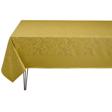 Fig Linens - Osmose Pollen Table Linens by Le Jacquard Français - Tablecloth
