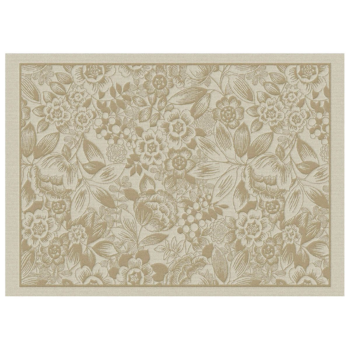 Osmose Cork Florale Coated Placemats