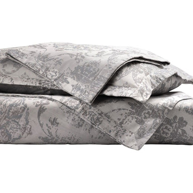 Medici Silver Grey Duvet Set by Lili Alessandra | Fig Linens and Home