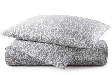 Charcoal Fern Bedding by Peacock Alley | Fig Linens and Home