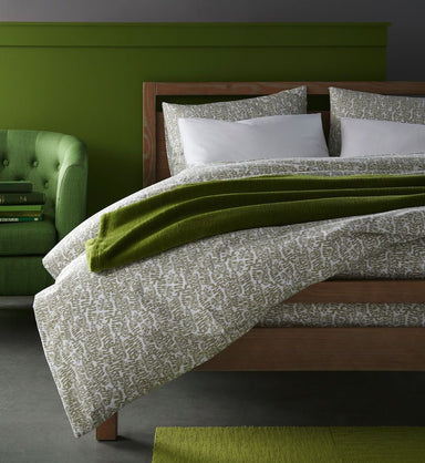 Olive Fern Bedding by Peacock Alley | Fig Linens and Home