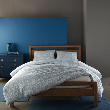 Denim Fern Bedding by Peacock Alley | Fig Linens and Home