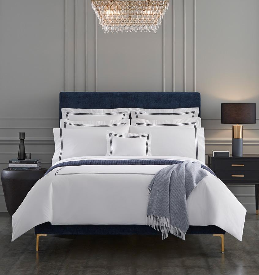 Sferra Grande Hotel Bedding - Duvets & Shams | Fig Linens