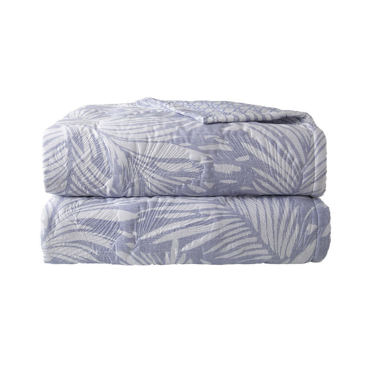 Abri Quilted Coverlet by Yves Delorme