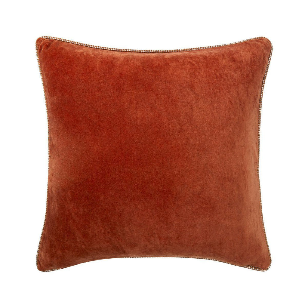 Fig Linens - Yves Delorme Bagatelle Decorative Pillow - Solid Reverse