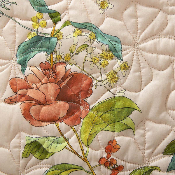 Fig Linens - Yves Delorme Bedding - Bagatelle Quilted Coverlet
