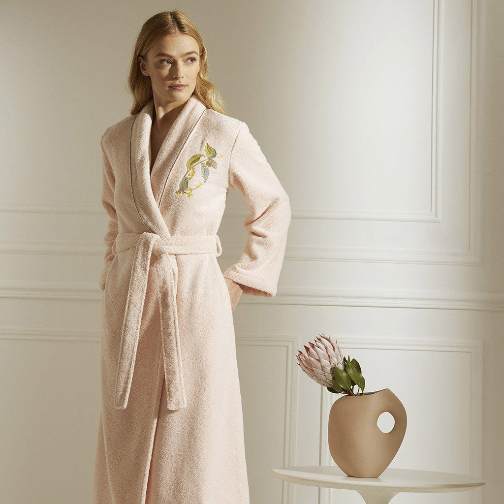 Fig Linens - Yves Delorme Bagatelle Bathrobe