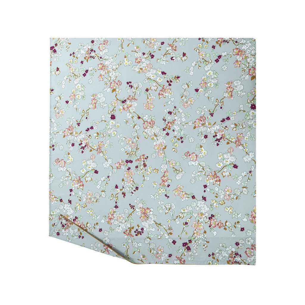 Fig Linens - Yves Delorme Bedding - Blossom Flat Sheet