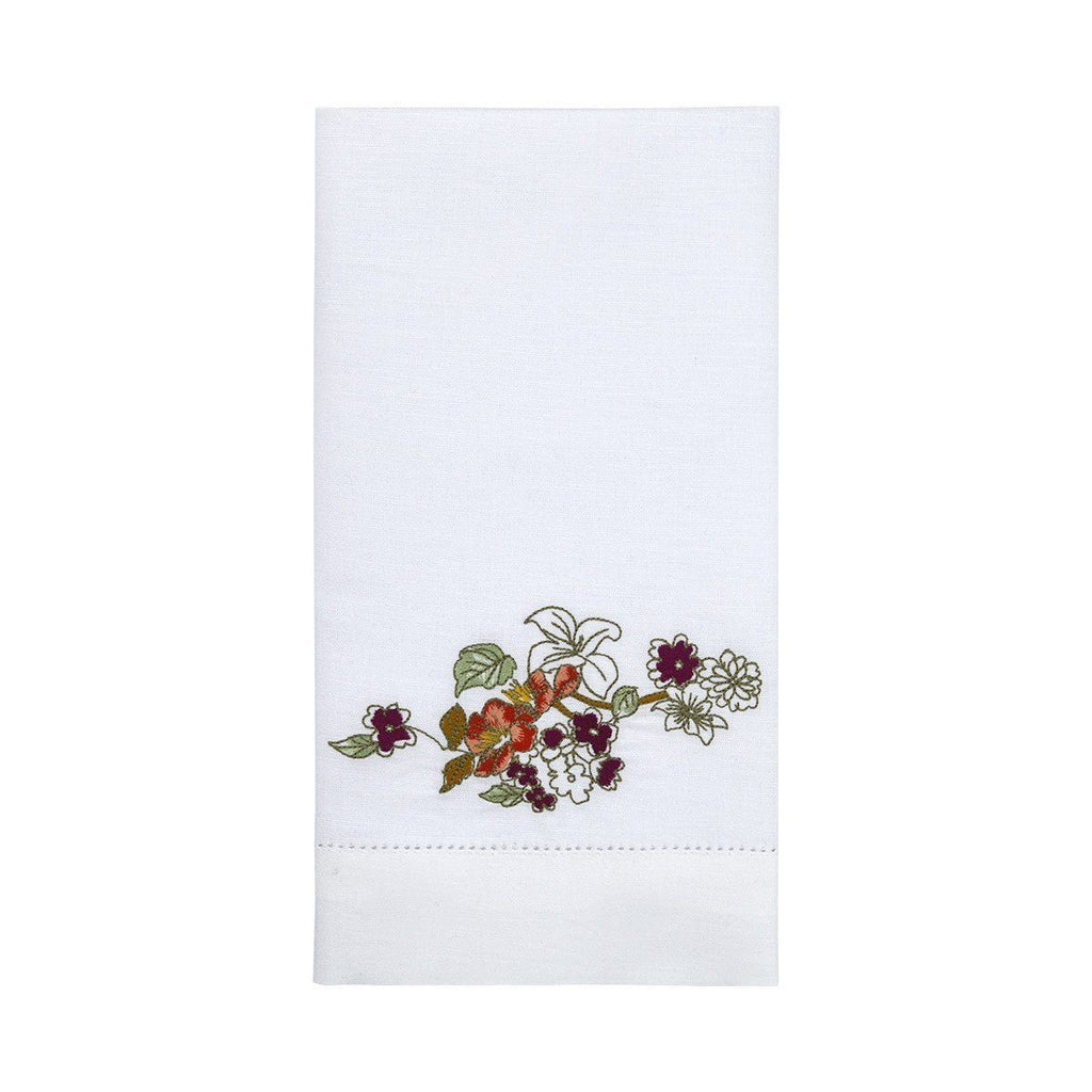 Fig Linens - Yves Delorme Bath Towels - Blossom Fingertip towels
