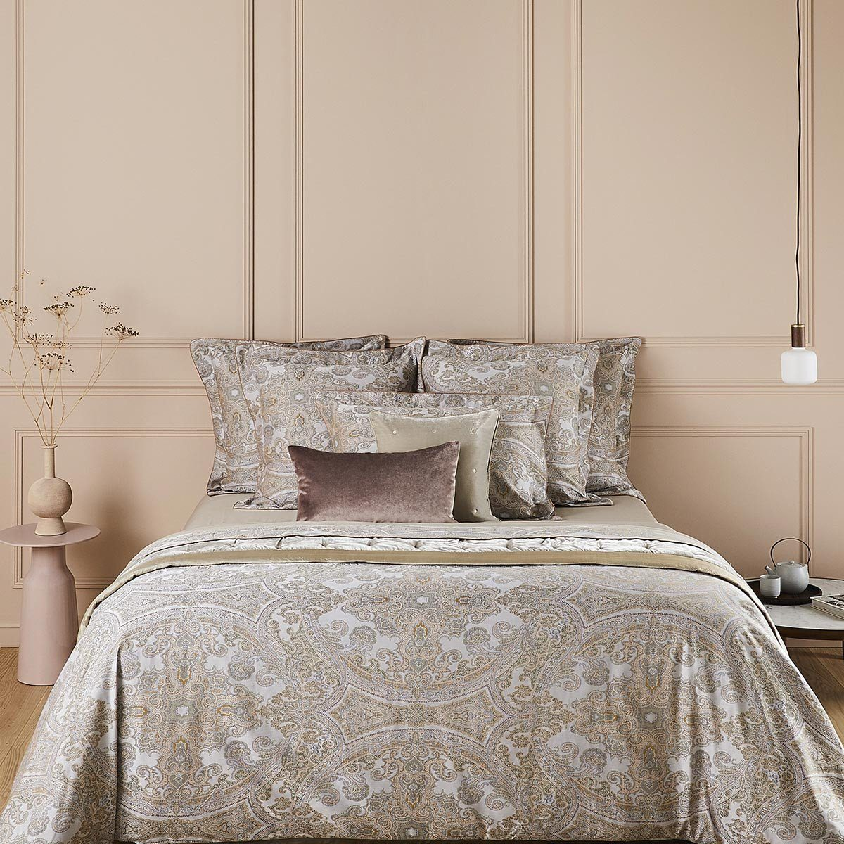Cachemire Bedding by Yves Delorme