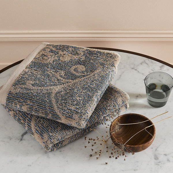 Cachemire Bath Towels by Yves Delorme | Fig Linens and Home