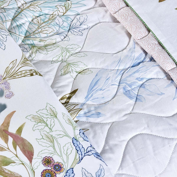 Fig Linens - Yves Delorme Bedding - Caliopee Coverlet