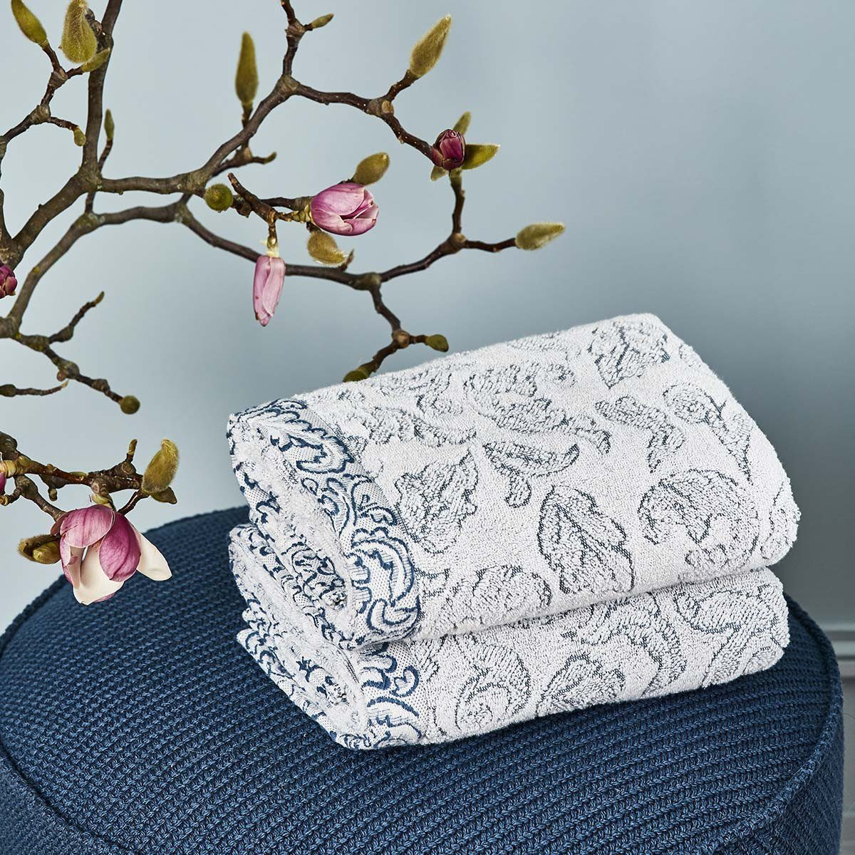 Caliopée Bath Collection by Yves Delorme | Fig Linens and Home