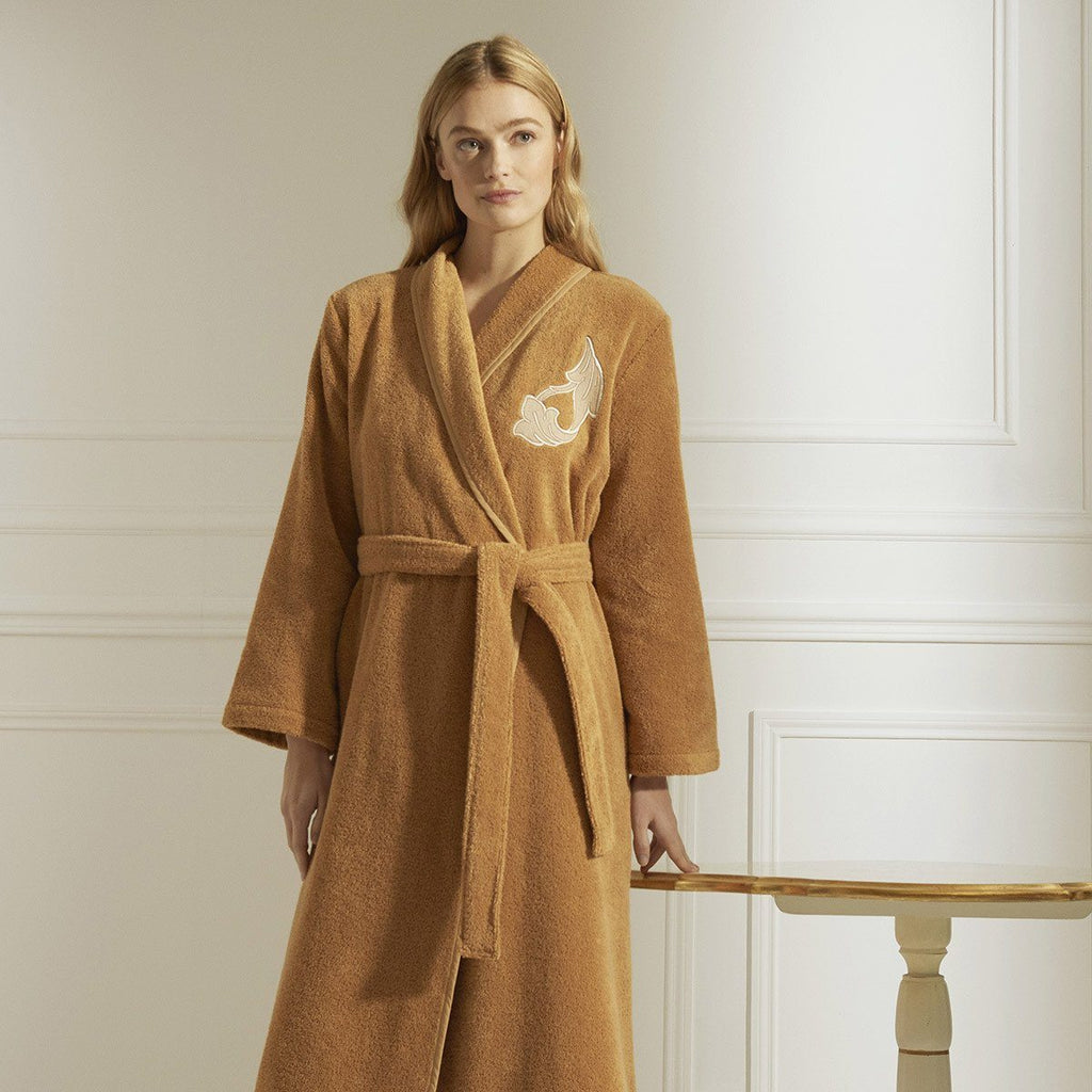 Fig Linens - Castel Bathrobe by Yves Delorme
