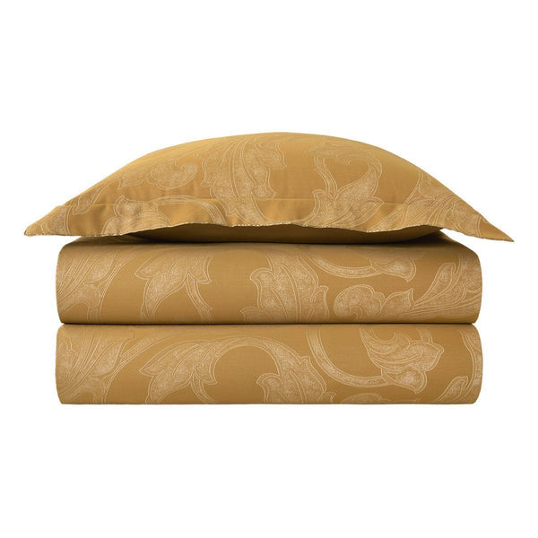 Fig Linens - Yves Delorme Bedding - Castel Duvet Cover and Shams