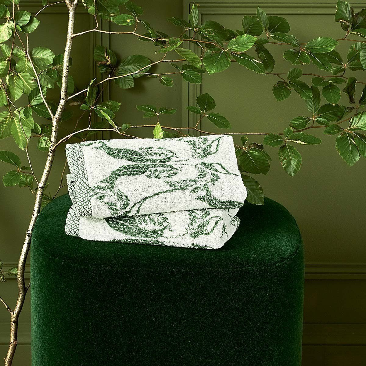 Complice Bath Towels by Yves Delorme