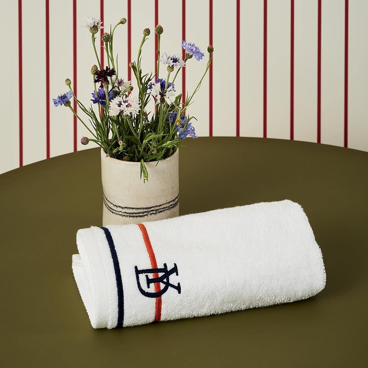 Dyade Bath Collection by Yves Delorme | Fig Linens and Home