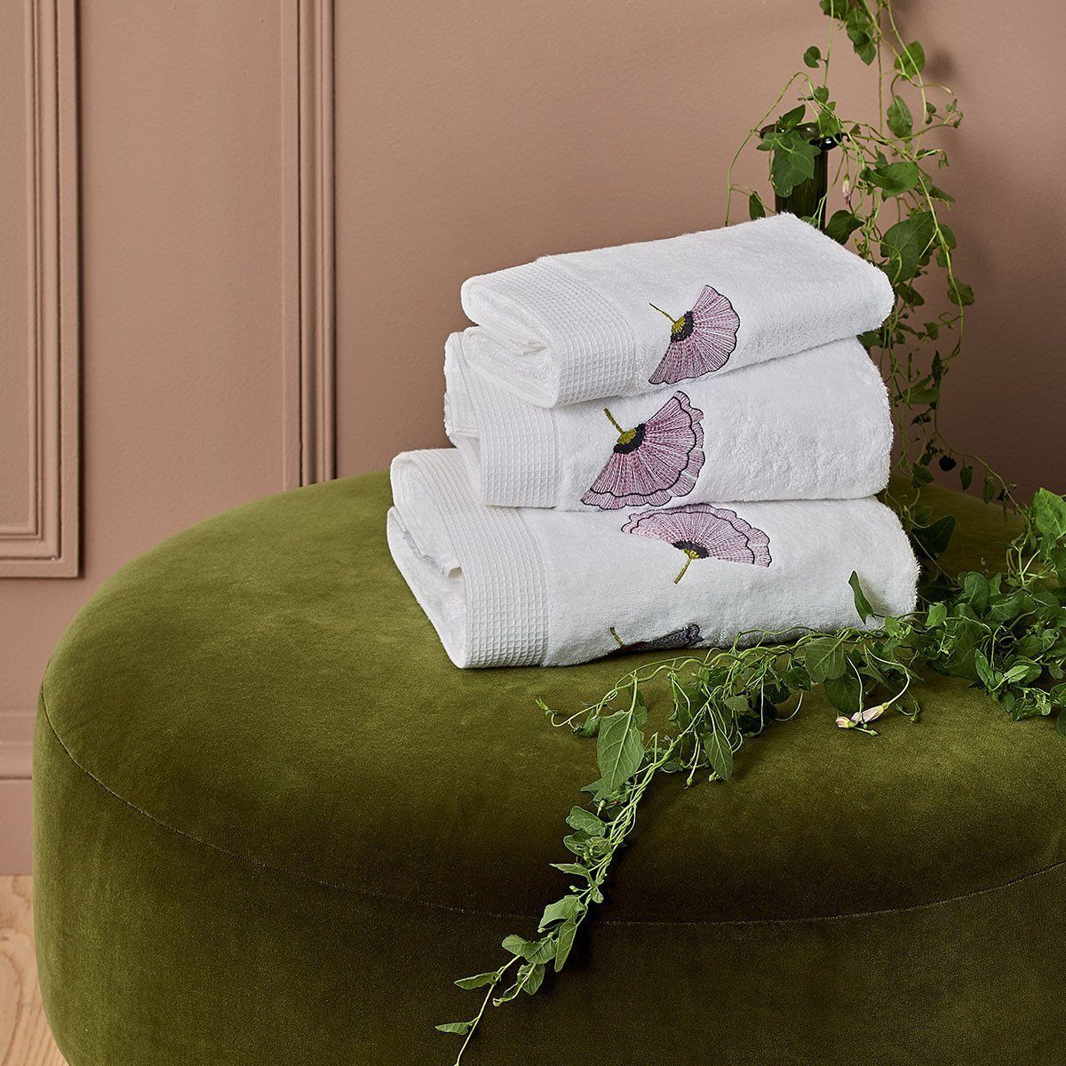 Epure Bath Towels by Yves Delorme