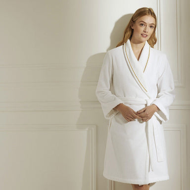 Victoire Mordore Robe by Yves Delorme | Fig Linens and Home